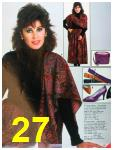 1986 Sears Fall Winter Catalog, Page 27
