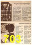 1963 Sears Fall Winter Catalog, Page 703