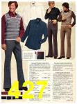 1973 Sears Fall Winter Catalog, Page 427
