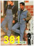 1991 Sears Fall Winter Catalog, Page 381