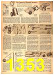 1958 Sears Spring Summer Catalog, Page 1353