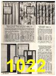1969 Sears Fall Winter Catalog, Page 1022