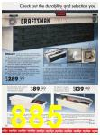 1989 Sears Home Annual Catalog, Page 885