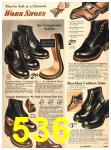 1940 Sears Fall Winter Catalog, Page 536