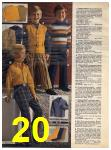 1971 Sears Fall Winter Catalog, Page 20