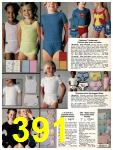 1981 Sears Spring Summer Catalog, Page 391