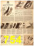 1956 Sears Fall Winter Catalog, Page 754