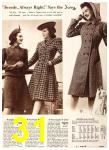1940 Sears Fall Winter Catalog, Page 31