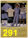 1984 Sears Spring Summer Catalog, Page 291