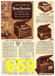 1940 Sears Fall Winter Catalog, Page 659
