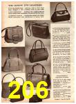 1966 Montgomery Ward Fall Winter Catalog, Page 206