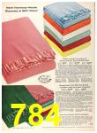 1956 Sears Fall Winter Catalog, Page 784
