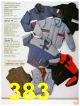 1986 Sears Fall Winter Catalog, Page 383