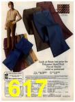1972 Sears Fall Winter Catalog, Page 617