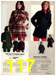 1973 Sears Fall Winter Catalog, Page 117