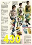 1976 Sears Fall Winter Catalog, Page 430