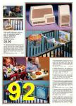1985 Montgomery Ward Christmas Book, Page 92