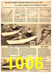 1949 Sears Spring Summer Catalog, Page 1006