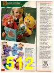 1985 Sears Christmas Book, Page 512