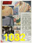 1986 Sears Fall Winter Catalog, Page 1032