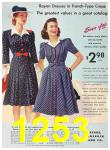 1942 Sears Spring Summer Catalog, Page 1253