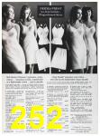 1967 Sears Fall Winter Catalog, Page 252