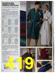 1991 Sears Fall Winter Catalog, Page 419