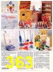 1990 Sears Christmas Book, Page 363