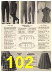 1965 Sears Fall Winter Catalog, Page 102
