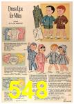 1964 Sears Spring Summer Catalog, Page 548