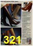 1979 Sears Fall Winter Catalog, Page 321
