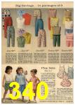 1961 Sears Spring Summer Catalog, Page 340
