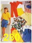1987 Sears Spring Summer Catalog, Page 280
