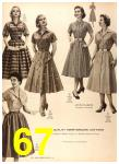 1956 Sears Fall Winter Catalog, Page 67