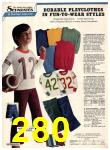 1974 Sears Fall Winter Catalog, Page 280