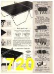 1969 Sears Spring Summer Catalog, Page 720