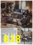 1991 Sears Spring Summer Catalog, Page 838