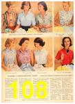 1958 Sears Spring Summer Catalog, Page 108