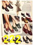 1940 Sears Fall Winter Catalog, Page 222