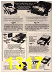 1972 Sears Fall Winter Catalog, Page 1317