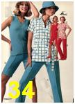 1974 Sears Spring Summer Catalog, Page 34