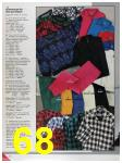 1986 Sears Fall Winter Catalog, Page 68