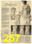 1960 Sears Spring Summer Catalog, Page 257
