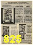 1968 Sears Fall Winter Catalog, Page 825