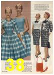 1960 Sears Spring Summer Catalog, Page 38