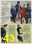 1971 Sears Fall Winter Catalog, Page 43