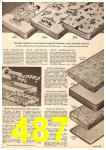 1960 Sears Fall Winter Catalog, Page 487