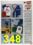 1985 Sears Spring Summer Catalog, Page 348