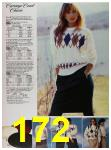1988 Sears Fall Winter Catalog, Page 172