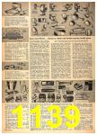 1958 Sears Spring Summer Catalog, Page 1139